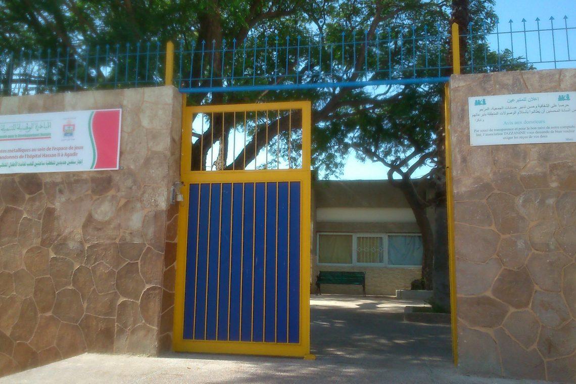 Orphelinat d'Agadir